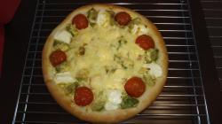 アボカドピザ2