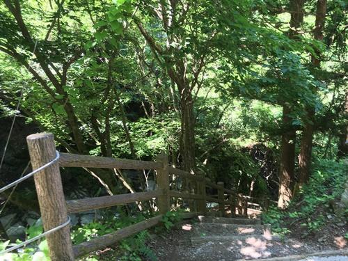 いざなみの滝4