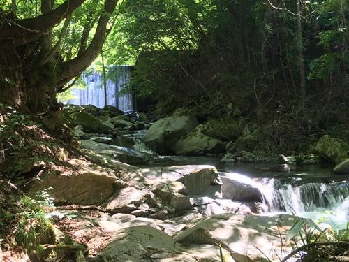 いざなみの滝6