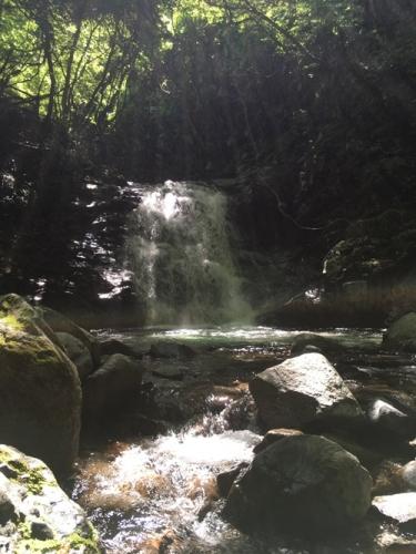いざなみの滝9