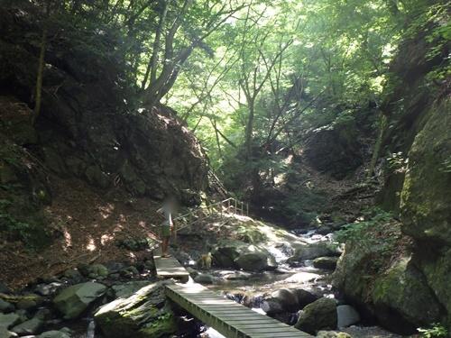 板敷渓谷8
