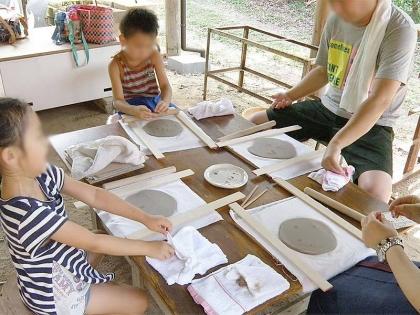 2018親子で陶芸体験のご案内1