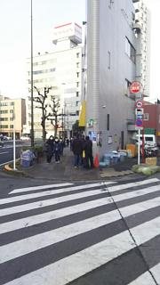 20180203ラーメン二郎三田本店(その2)