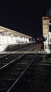 20180217高松駅へ(その2)