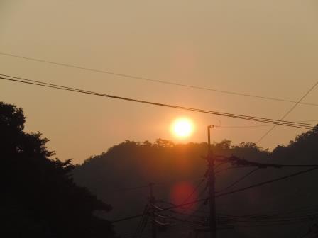 夕陽6(2018-07-19)