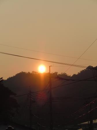 夕陽9タテ(2018-07-19)