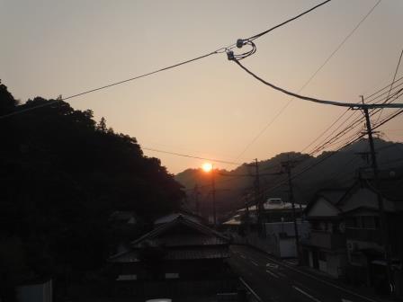 夕陽17(2018-07-19)