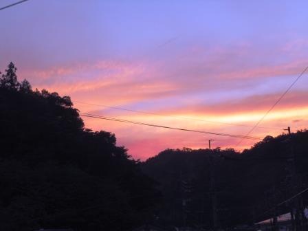 夕景2(2018-07-20)
