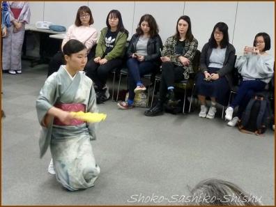 20180404  講義  2    日本舞踊