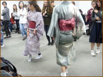 20180404  体験  4    日本舞踊