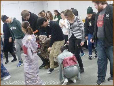 20180404  体験  5    日本舞踊