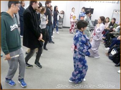20180404  体験  6    日本舞踊