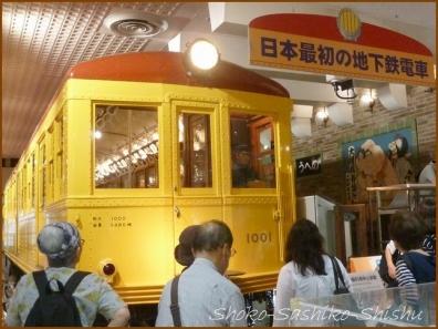 20180706  歴史  2   地下鉄博物館