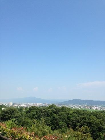 夏の日 暑かったです