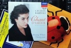 チェチーリア・バルトリ「シャンダムール」フランス歌曲集_DECCA