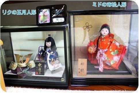 ⑤リクミドの人形