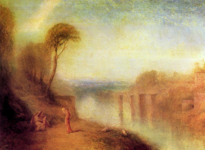 ターナー 風景の詩(損保ジャパン日本興亜美術館)180617