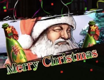 メリークリスマス カットイン