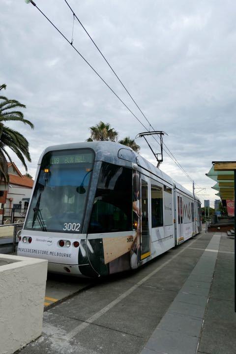 メルボルン 電車 - 1 (2)