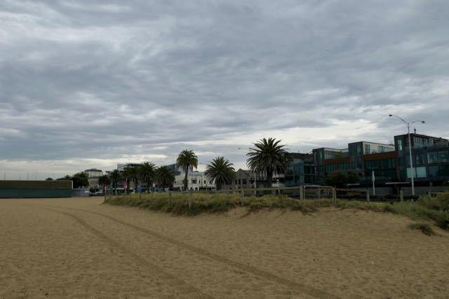 メルボルン 海岸 - 1 (2)