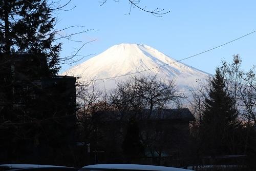 28ランからの富士山