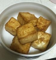 焼き揚げだし豆腐