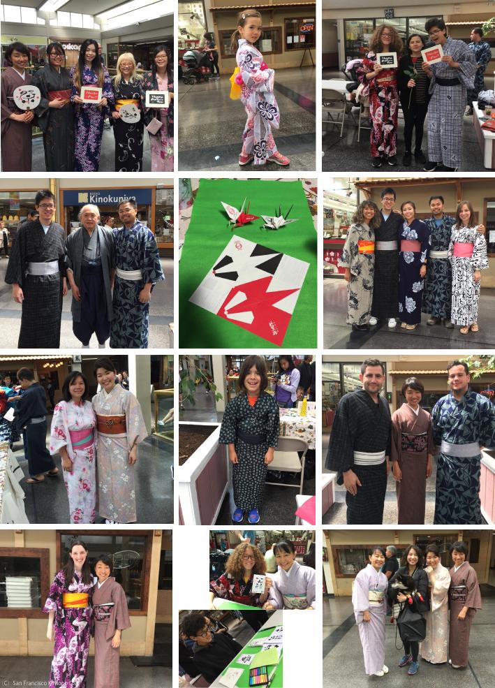 Kimono day report May 13