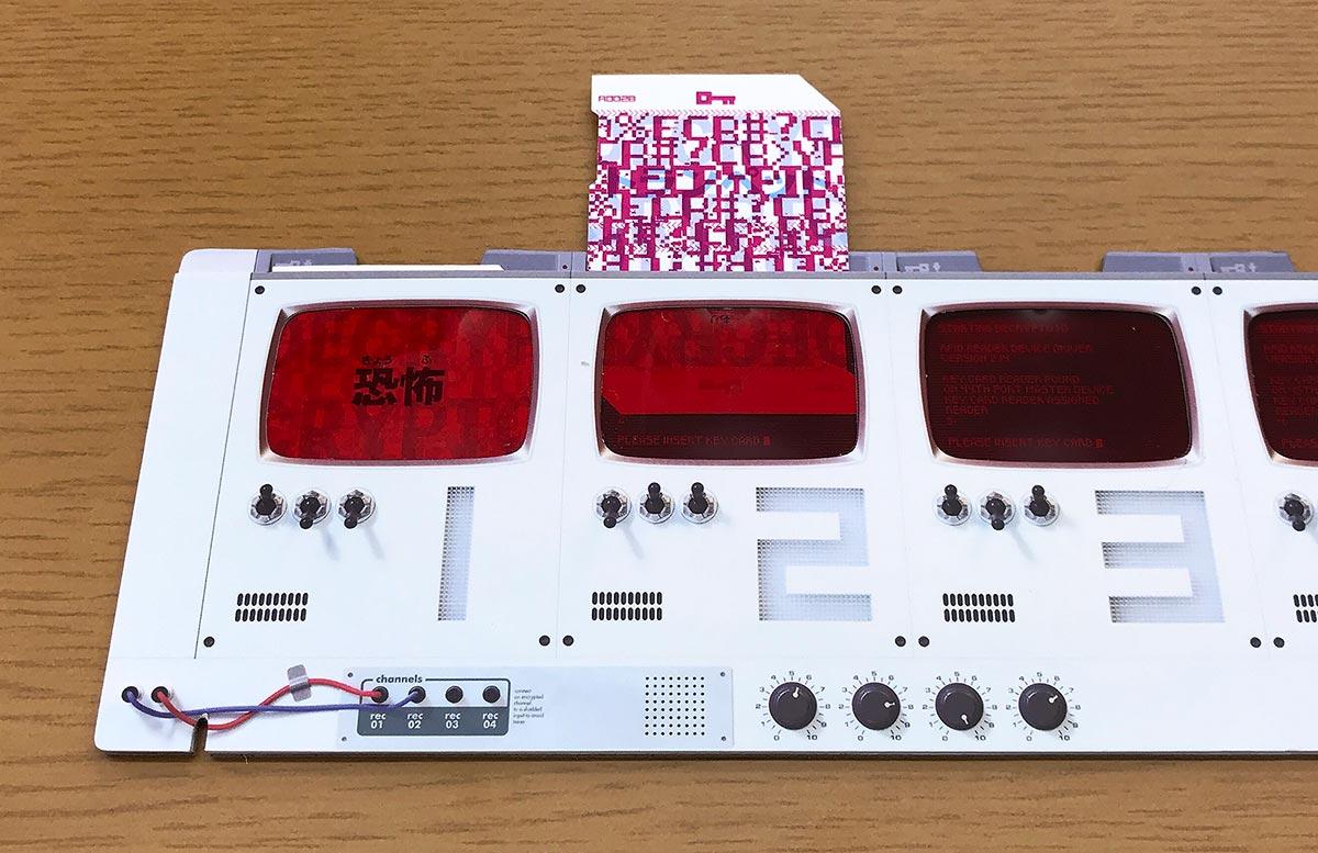 デクリプト(日本語版):キーワードカードの挿入