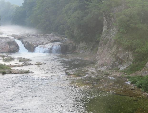鳳来峡 1