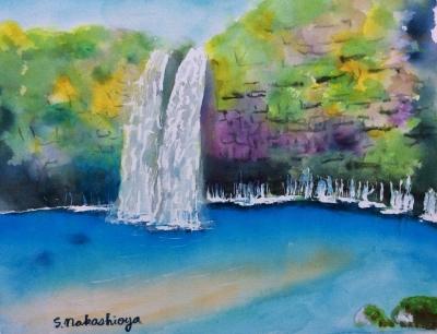 雄川の滝5