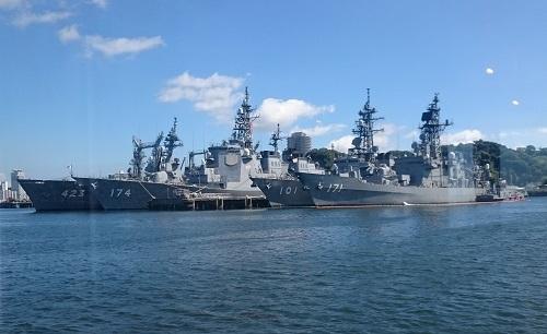 イージス艦 横須賀
