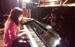 ピアノ弾き語りでの参加です