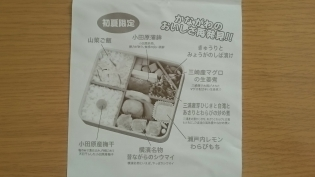 崎陽軒初夏のかながわ味わい弁当7