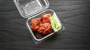 チキン弁当のからあげ4