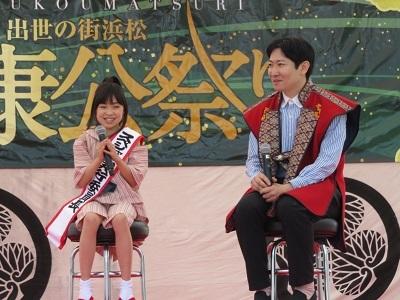 IMG_1960 美羽ちゃん&磯田先生