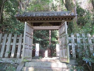 IMG_7013 吉川経幹墓所