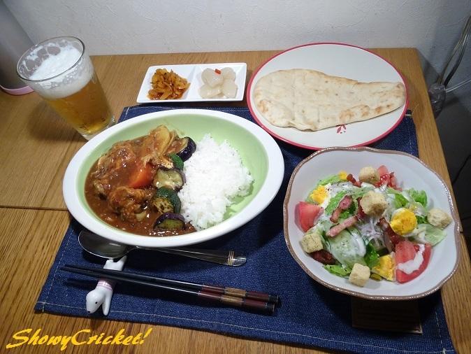 2018-06-06野菜カレー (1)