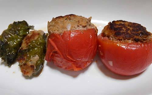 トマト肉詰めKIMG8581