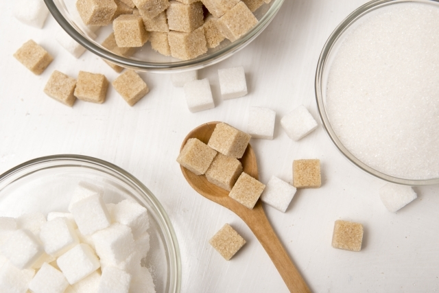 シュガーリングはお砂糖が主成分です