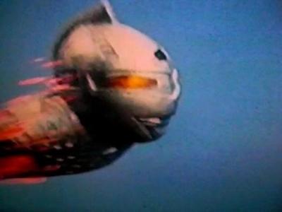 弾丸ウルトラセブンのドラゴンロケット