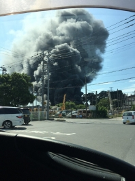 野田市火事