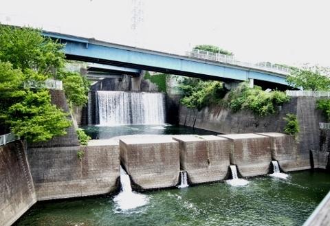 12三段の滝