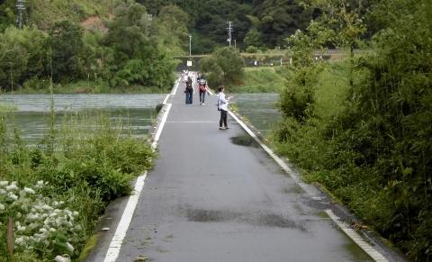 17佐田沈下橋