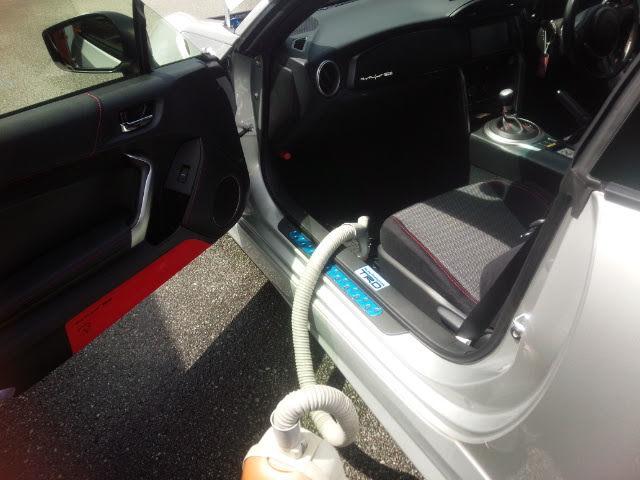 シャワー洗車02