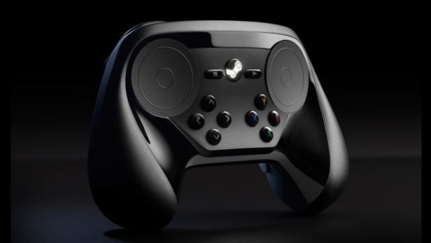 STEAM公認ゲームパッド 「Steamコントローラ(Steam Controller)」使用感レビュー