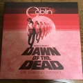 ジャケ Dawn of the dead live