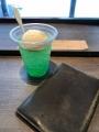 1806 クリームソーダ 東京堂書店
