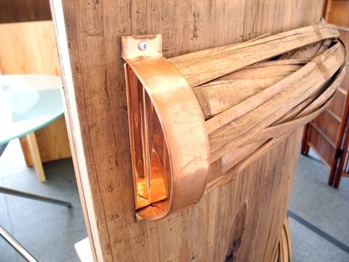木桶ベンチ4