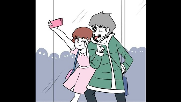 [SITE / APPLI MOBILE ] LINE Webtoon Boyfriendofdead1