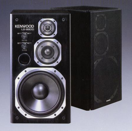 KENWOOD LS-880Dのメンテナンス